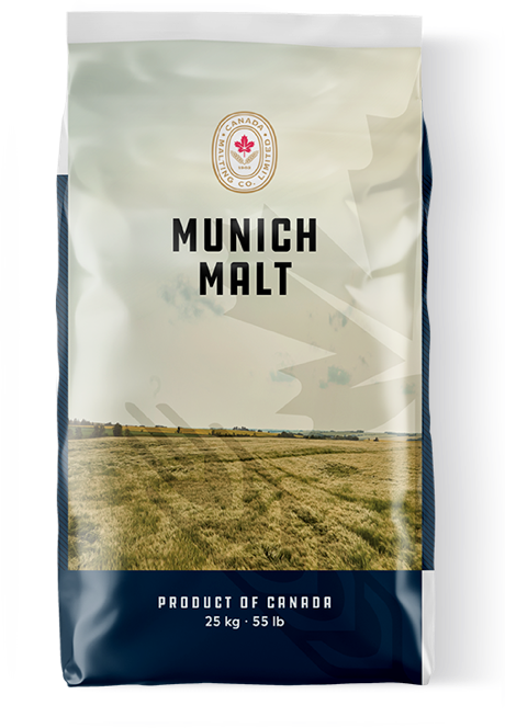 Munich Malt package