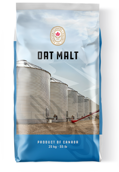 Oat Malt package