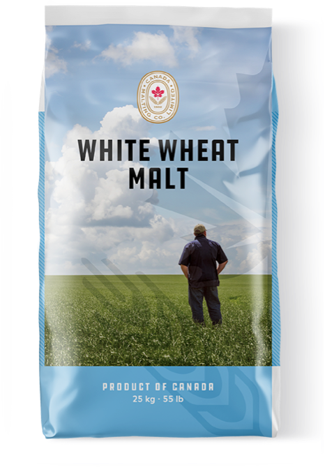 MALT DE BLÉ BLANC le package